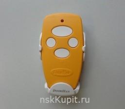 Пульт ДУ Transmitter 4 DoorHan желтый